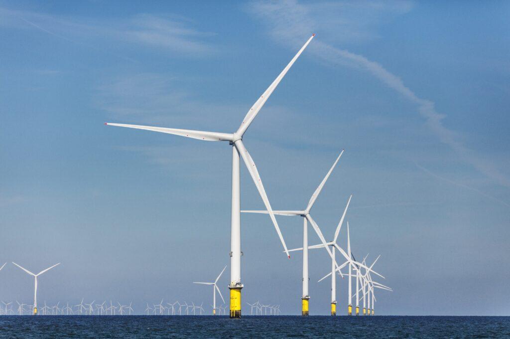 Offshore Windpark Burbo Bank Extension
